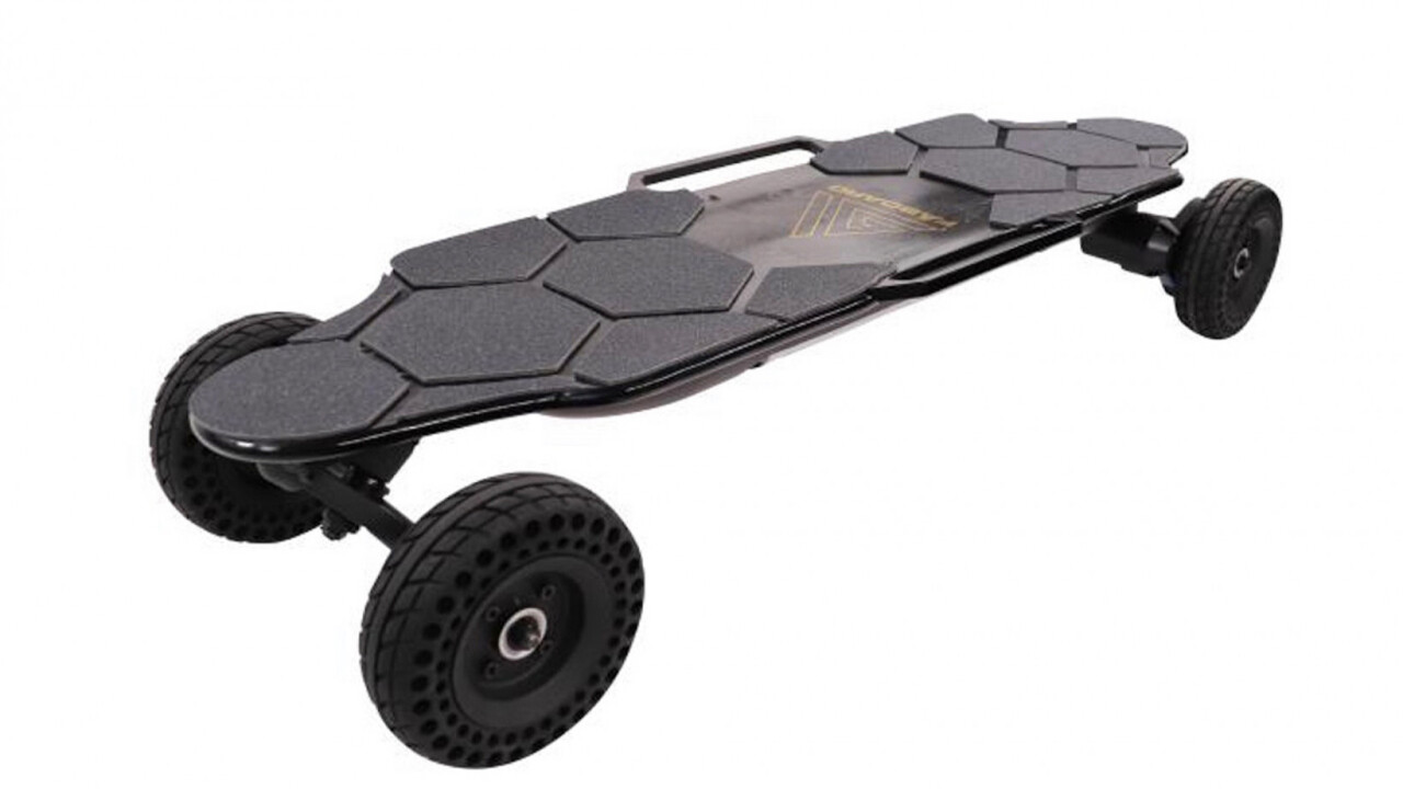 The Black Rover electric skateboard is the perfect 2021 answer to neighborhood travel