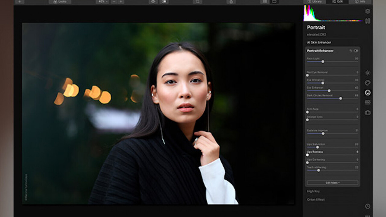 This Adobe Lightroom alternative that edits photos with AI is on sale today