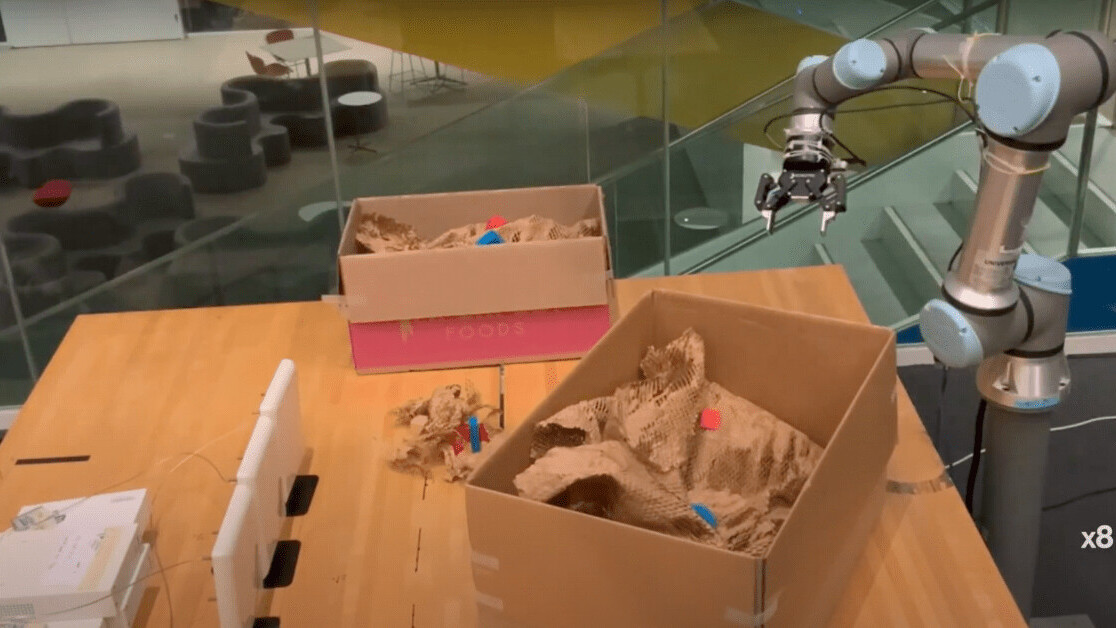 MIT robot uses radio waves to find and retrieve hidden objects