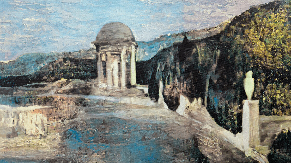 AI helps recreate painting hidden under a Picasso masterpiece