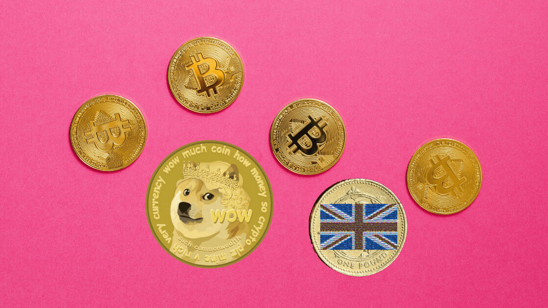 The UK is considering creating a 'Britcoin' to repair Broken Britain