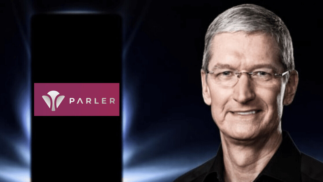 Oh great, Apple is letting Parler back onto the App Store