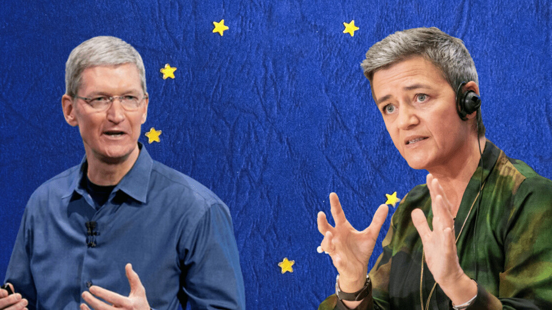 EU charges Apple with breaking antitrust laws and robbing you of cheaper music
