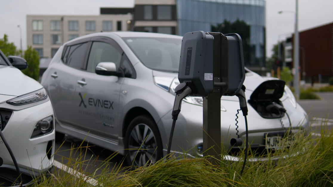 Your company cars should all be electric