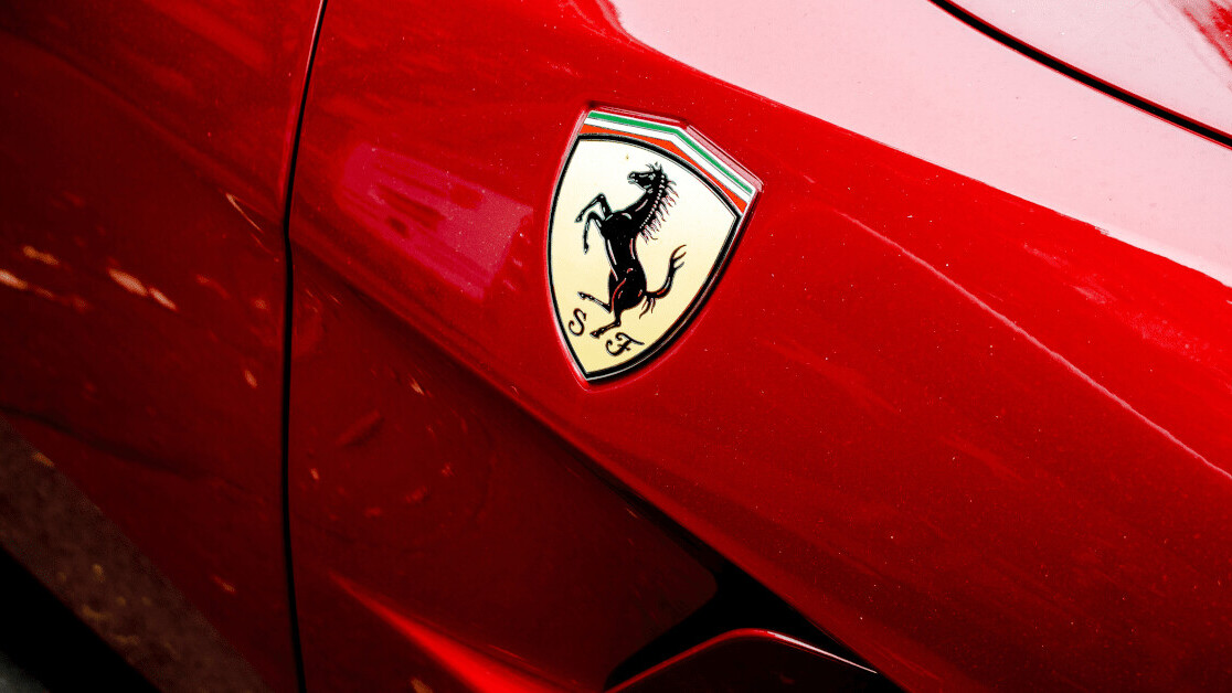 Ferrari's first all-electric sports car is coming in 2025