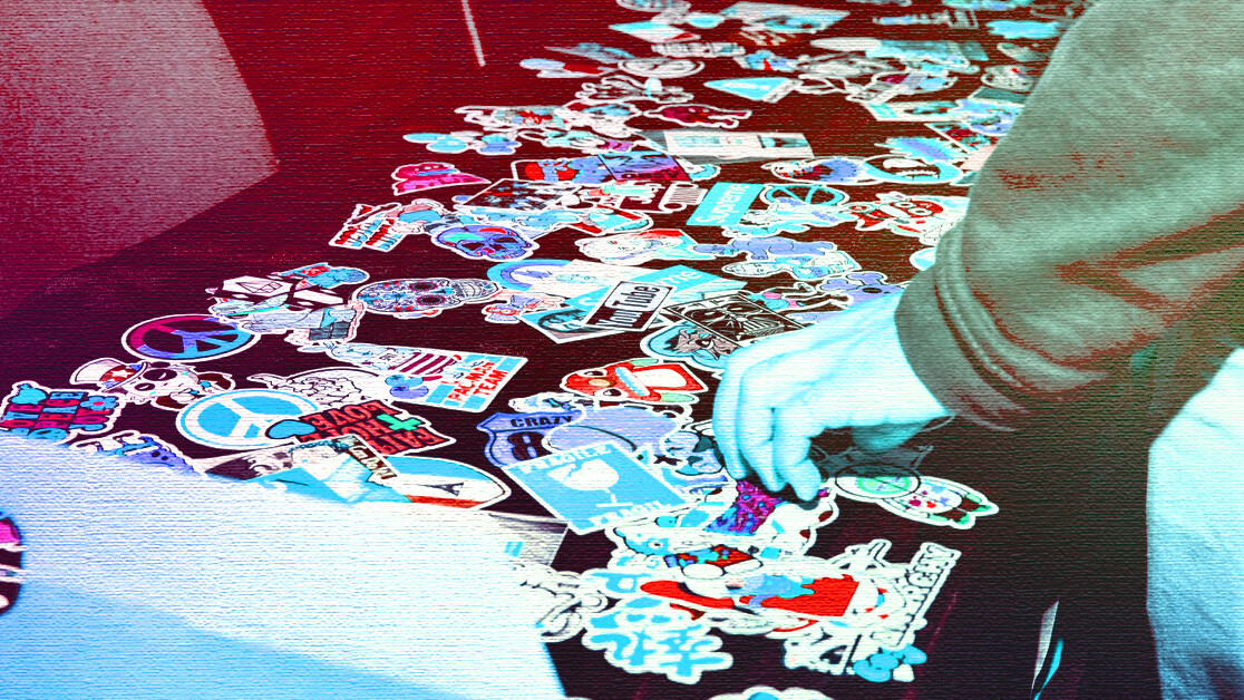 What selling stickers when I was 9 taught me about entrepreneurship