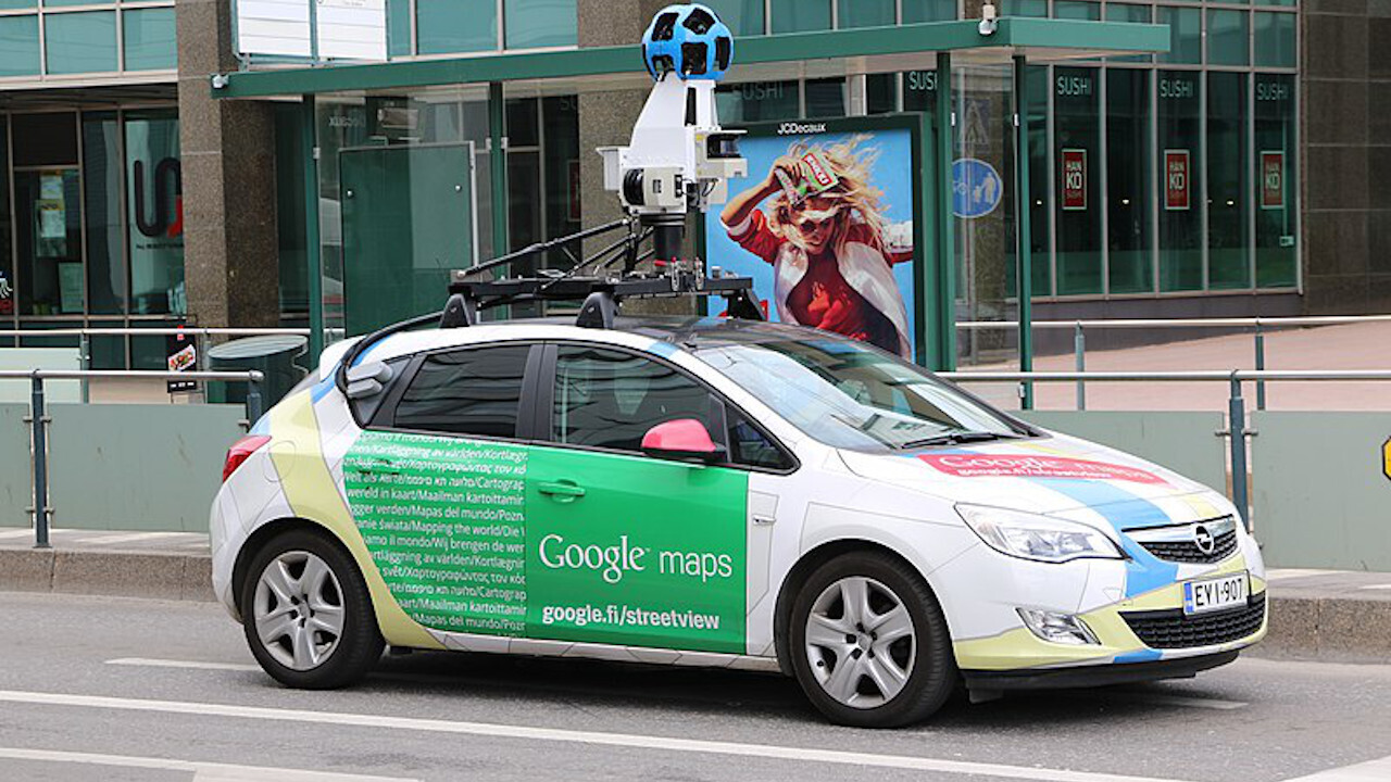 How Google Street View is helping Copenhagen tackle traffic pollution