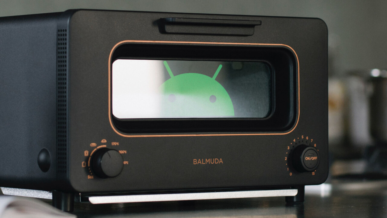 Fancy toaster company Balmuda is making an Android phone