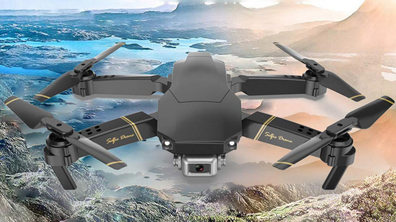 The Global Drone is a premium flyer with a gorgeous 4K camera for under $100 during this sale