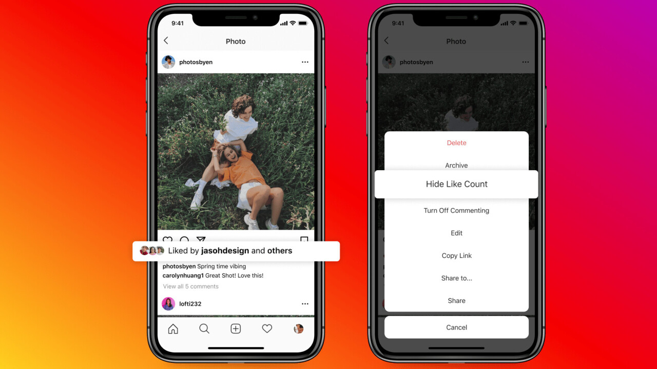 How to hide like counts on Instagram — for your own posts and others