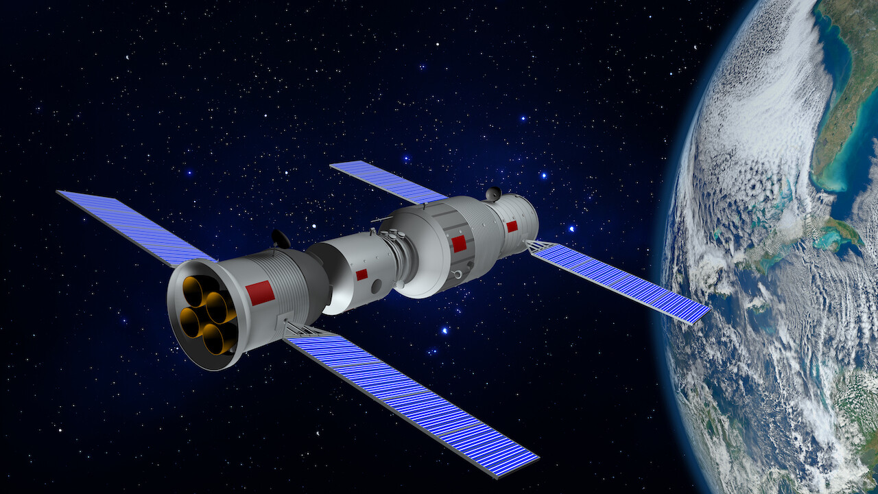 China may gain a monopoly on space stations — but that doesn't have to be bad news