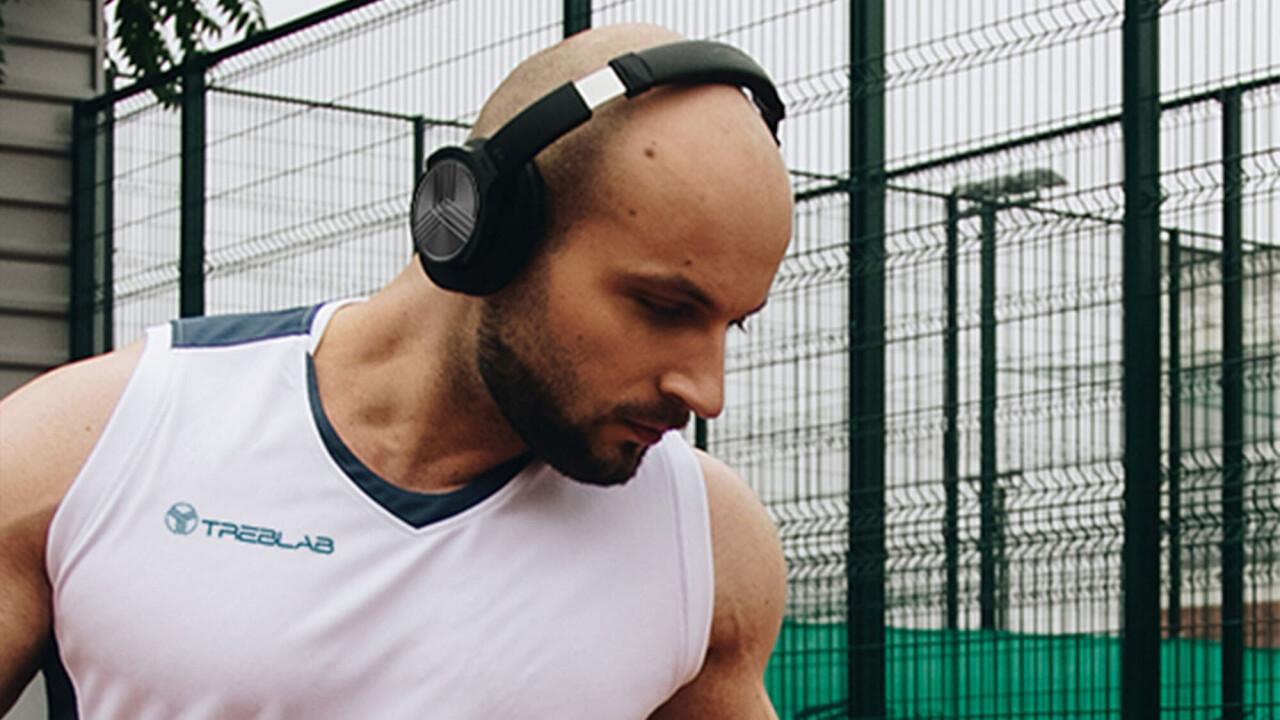 These wireless Treblab Z2 headphones deliver premium sound for under $75