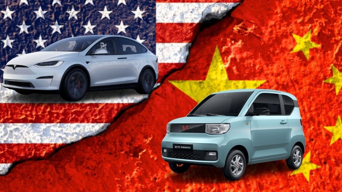 Tesla ranks 1st in global battery EV sales, but Chinese automakers get the lion's share