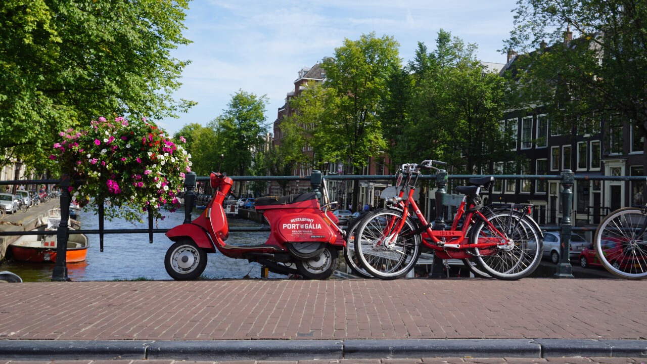 How Dutch cities are developing data sharing standards for mobility tech