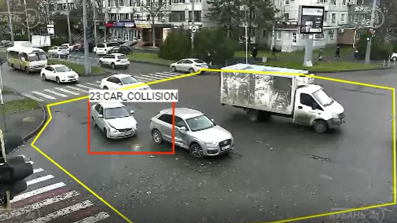 Real-time video analytics and the road to Vision Zero