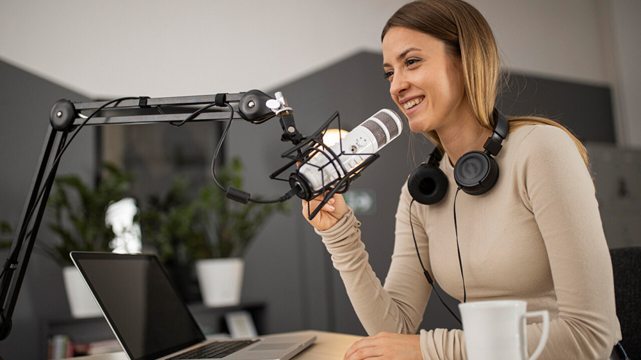 Learn how to launch your podcasting empire with this $30 course bundle