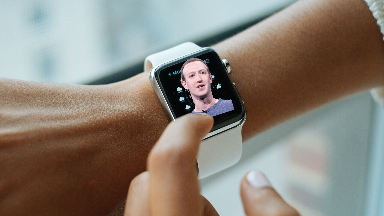 Facebook's idea of 2 cameras on a watch gives me the creeps