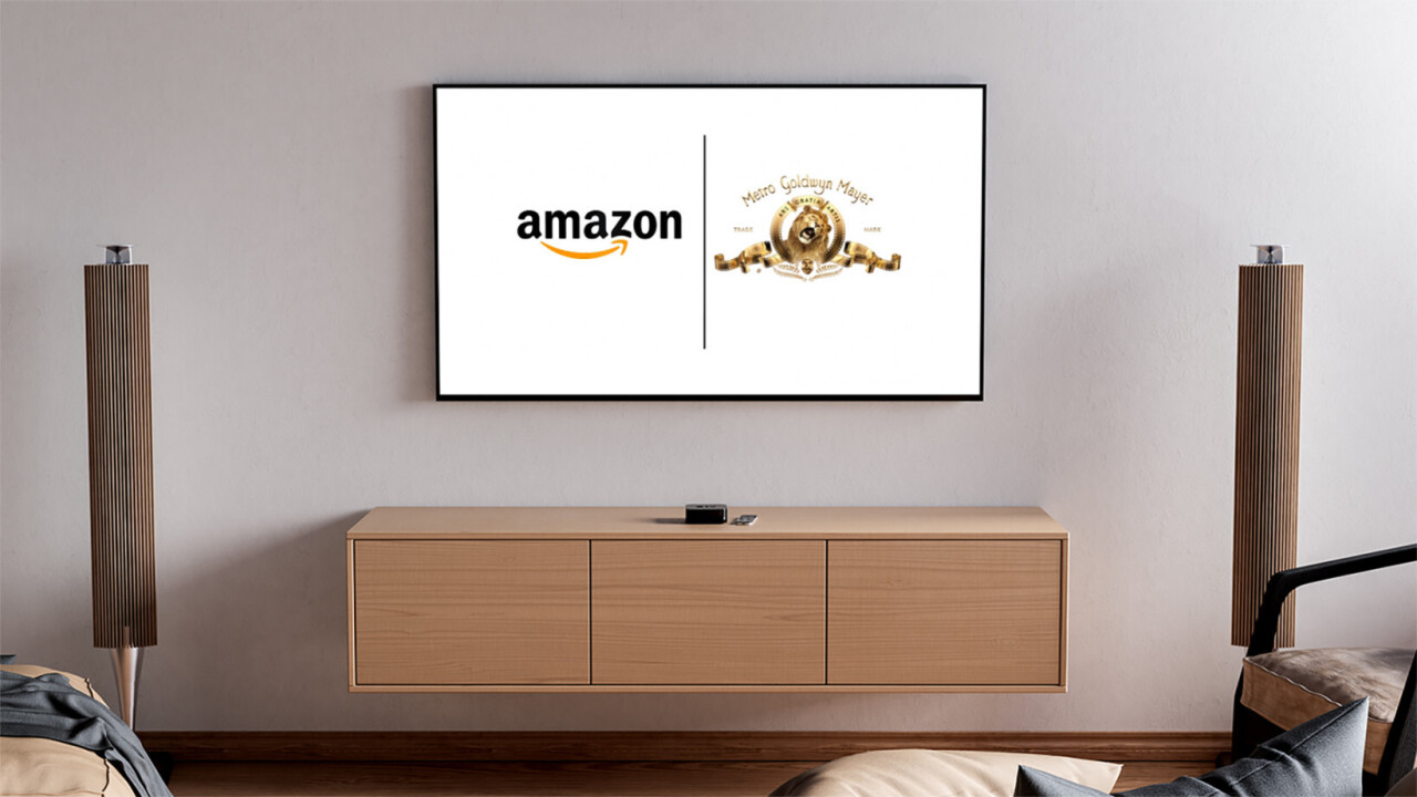 Amazon comes for Netflix's throne with $8.45 billion MGM purchase
