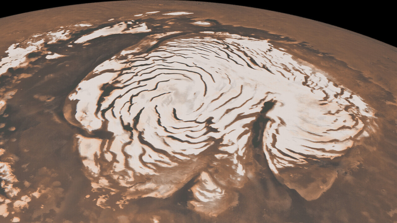New study offers clues about how Mars lost its water
