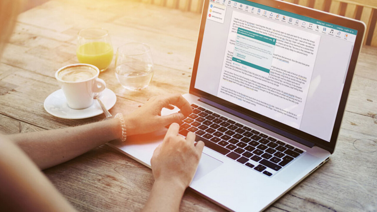 ProWritingAid sets AI loose to improve your writing like a trusted editor