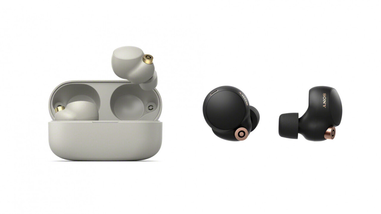 Sony's WF-1000XM4 may be the best noise-canceling earbuds yet