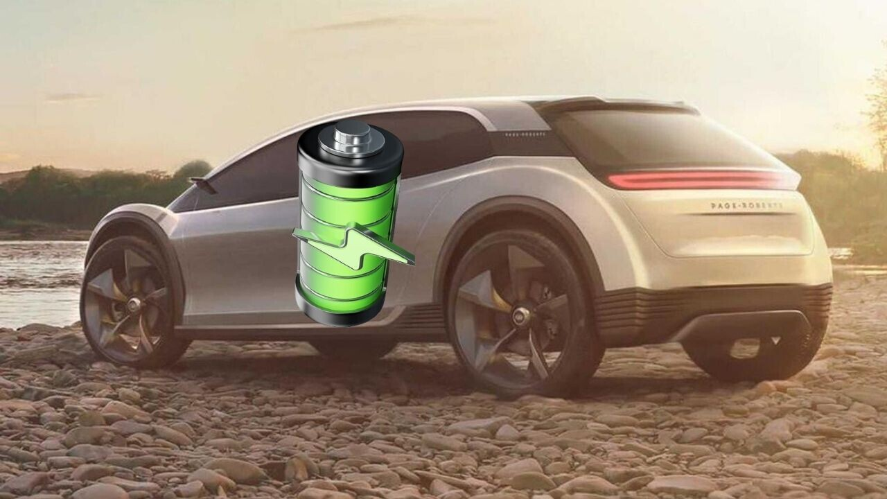 How vertical battery packs could boost EV range, and improve aerodynamics