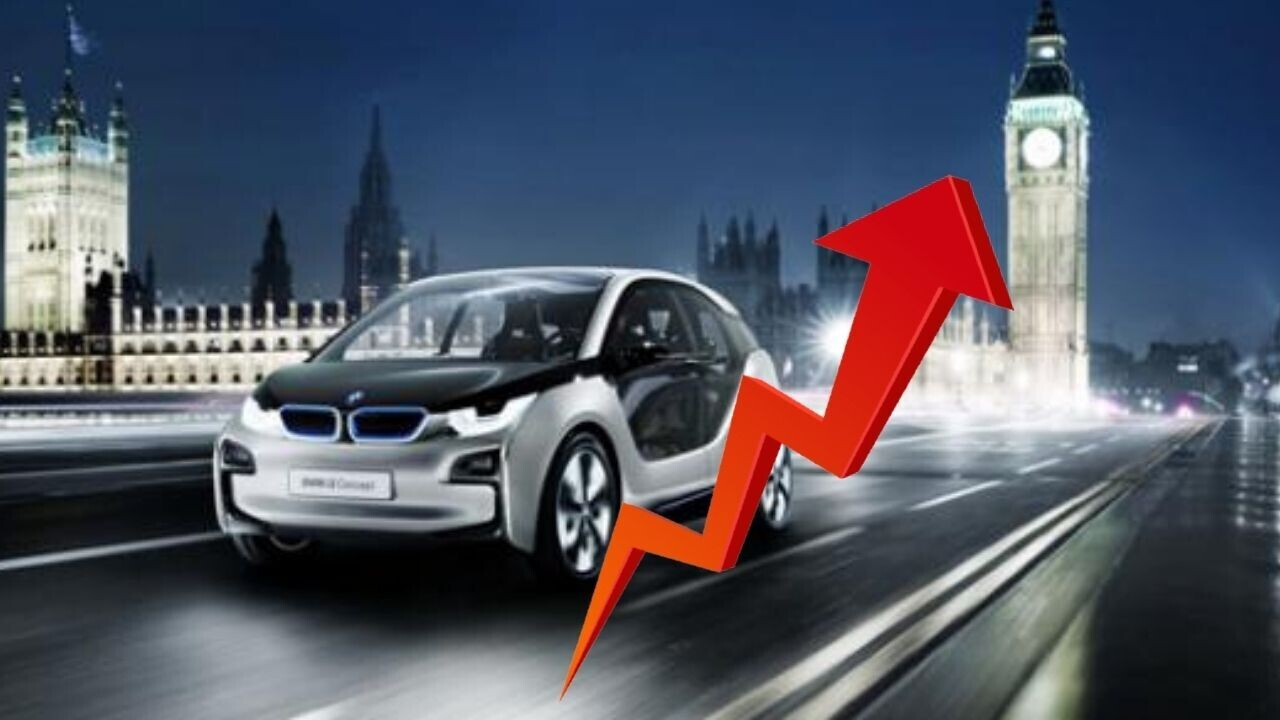 The UK's used car market recovers – and BEVs are the winners