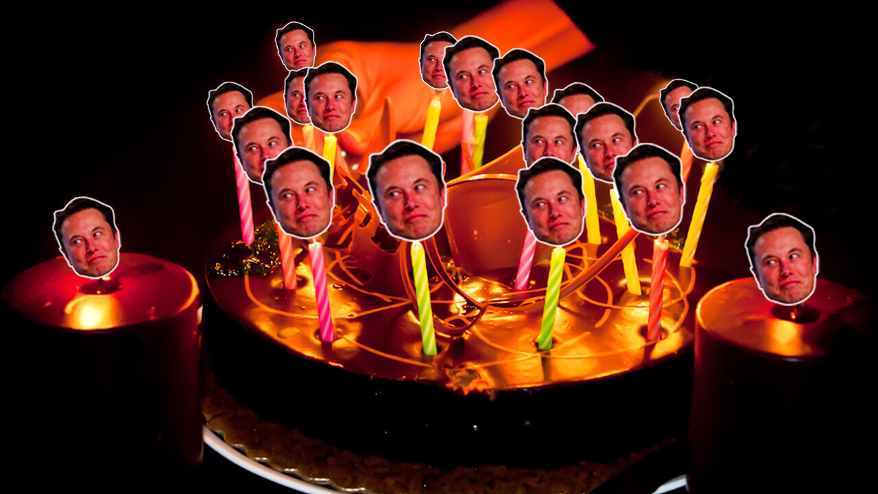 It's Elon Musk's 50th birthday! Here's what to get him