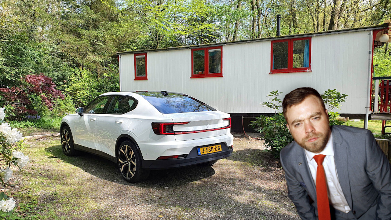 My off-grid weekend in an EV proved that my friends are idiots
