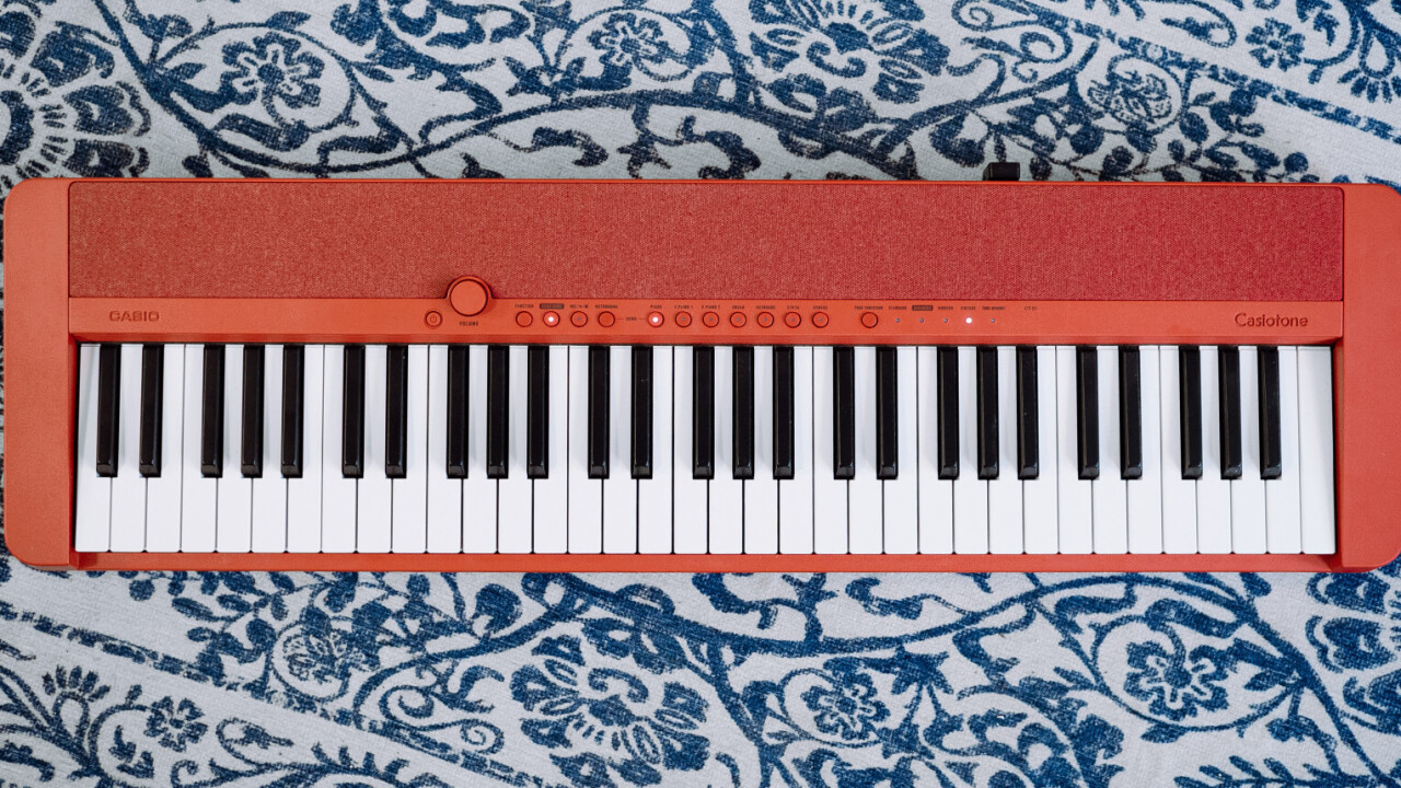 Review: Casio's CT-S1 is a remarkably good beginner (or secondary) piano for $200