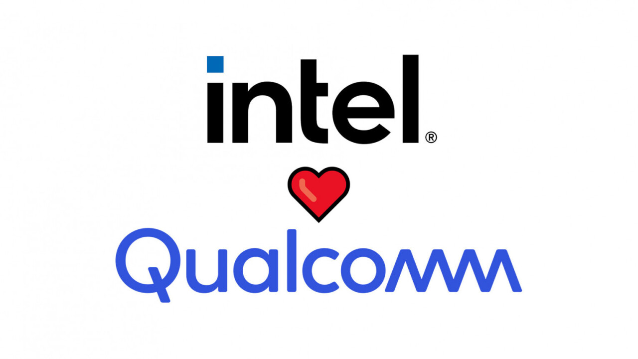 Intel will shake chips up by building Qualcomm's future processors