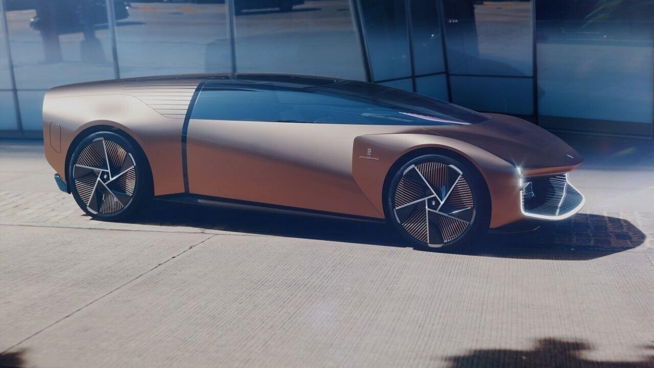 Teorema's virtual concept car has got weird-ass doors… and I love it