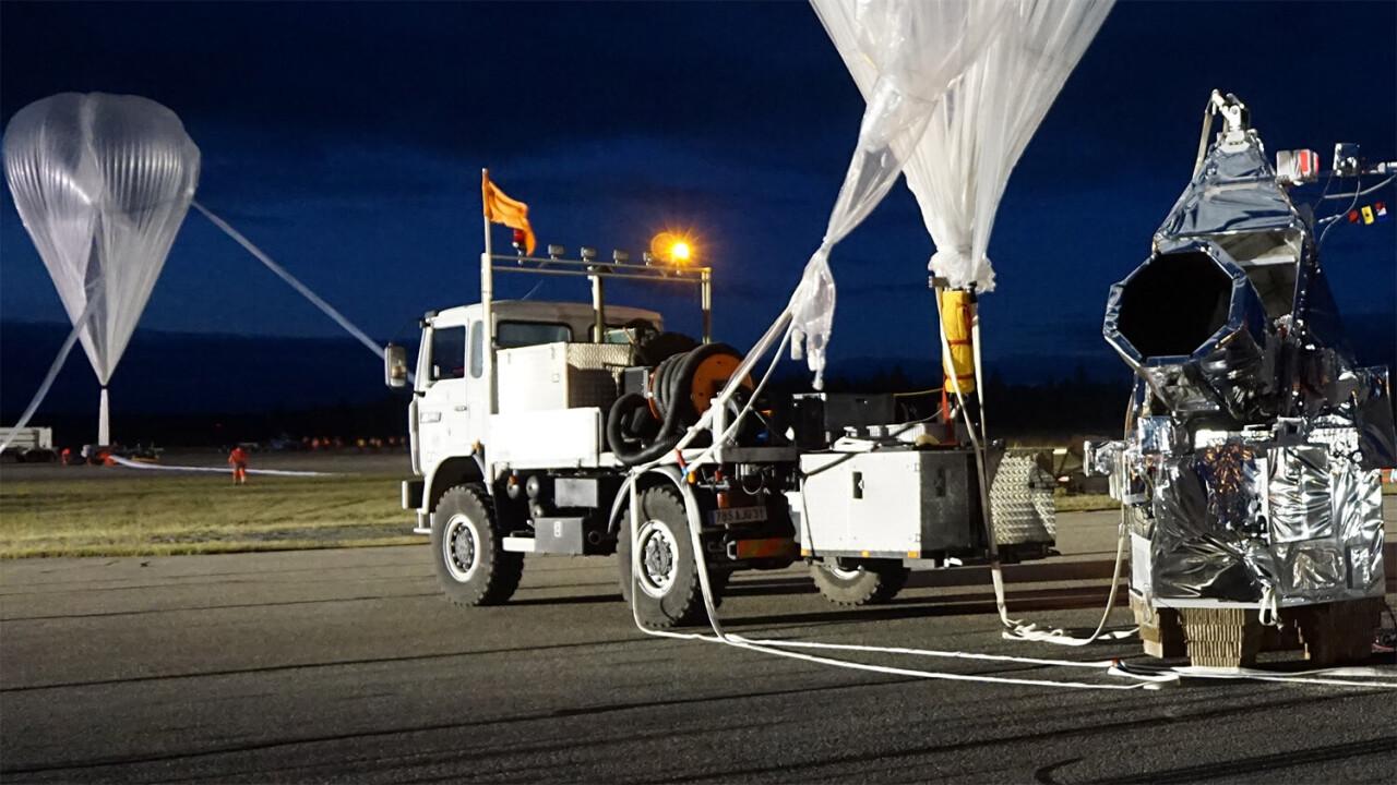 Canada's balloon-based SuperBIT telescope could rival NASA's Hubble next year
