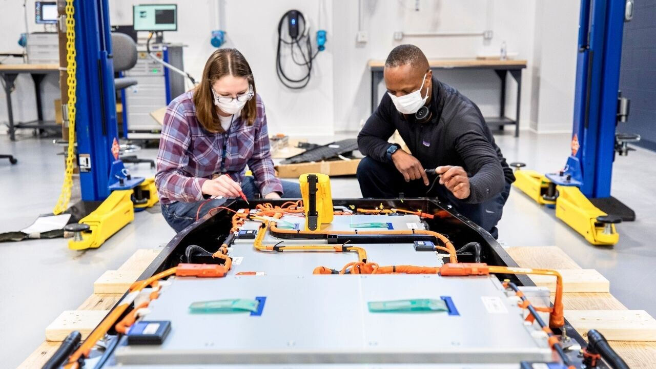 Ford bets $100M on breakthrough battery tech with new research center