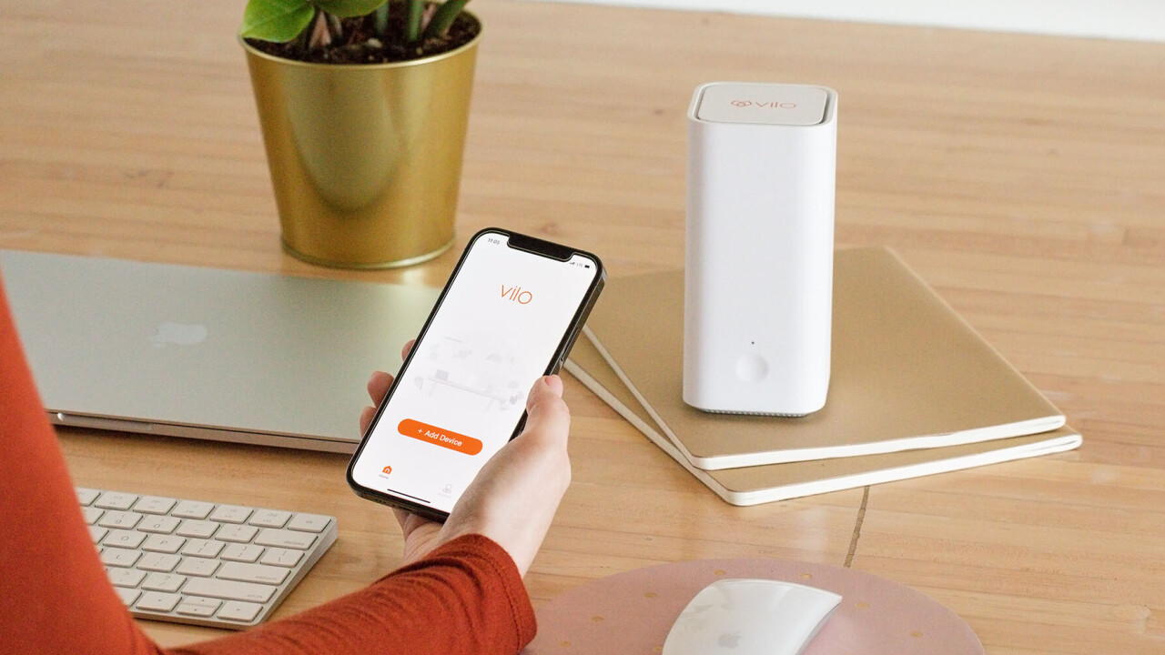 Vilo's mesh Wi-Fi router is dirt cheap ($20) and stupidly simple
