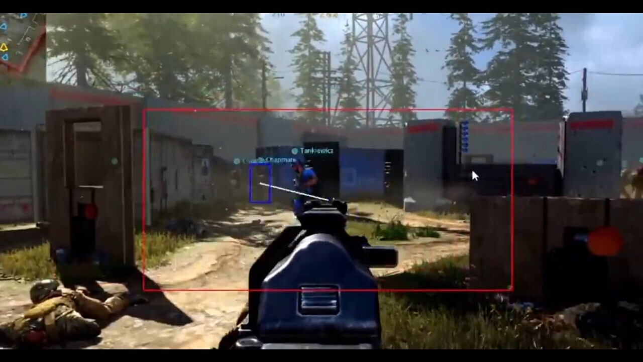 New ML-based console cheat puts the AI in 'aim assist'