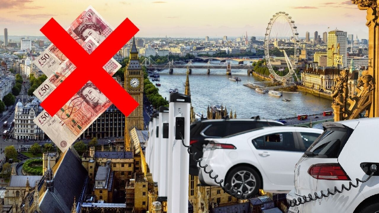 UK government implies current EV grant will be culled
