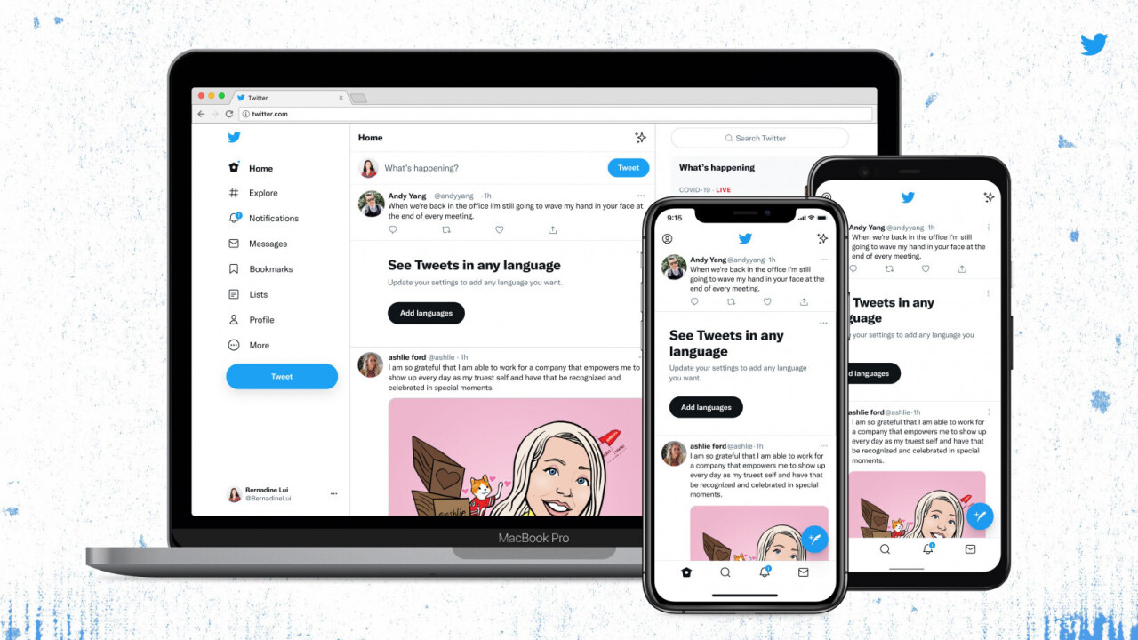Don't adjust your screen: Twitter has a new font for improved accessibility