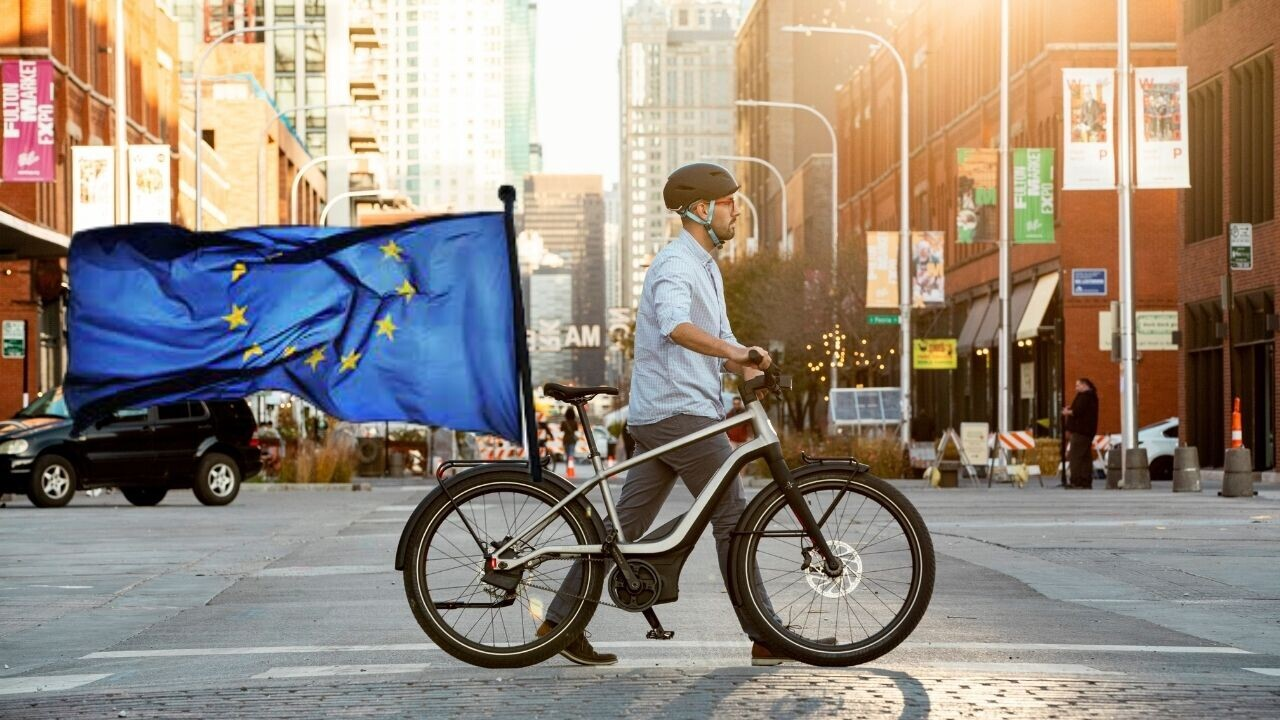 Gear up: Harley-Davidson's ebikes are rolling across Europe