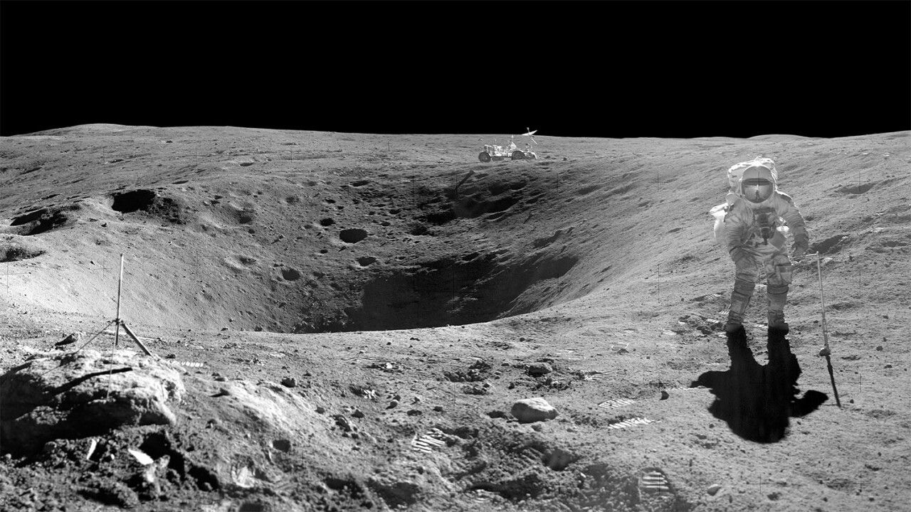 Did the Moon ever have a strong magnetic field? Here's what modern geophysics tells us