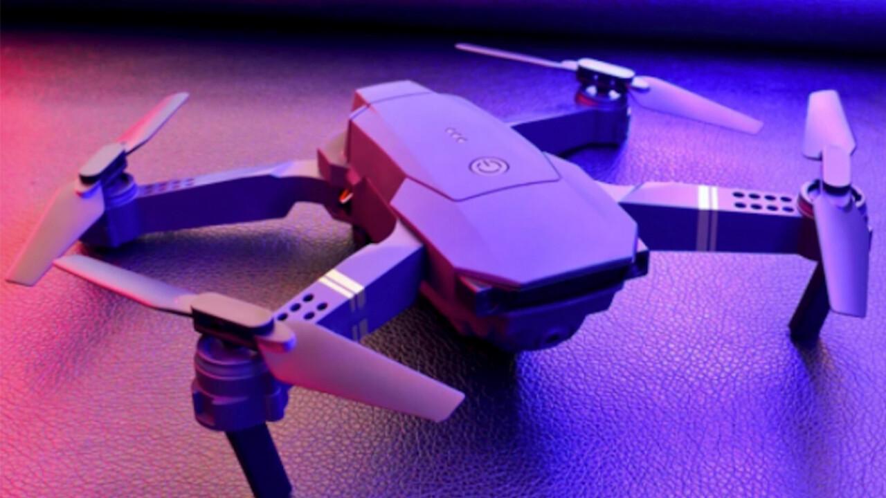The Ninja Dragon Alpha Z drone packs a 4K camera, killer flight moves and a price under $90