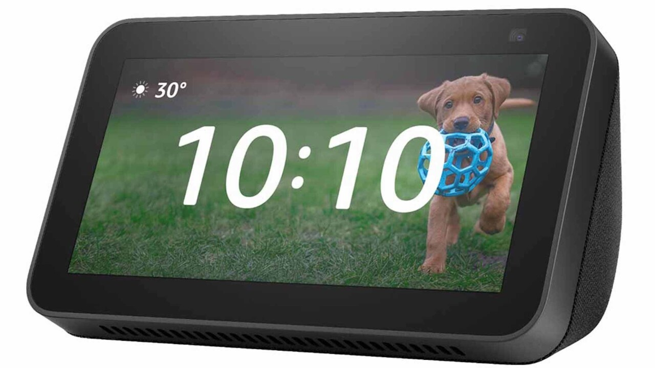 Get an Amazon Echo Show 5 with Alexa for more than a third off