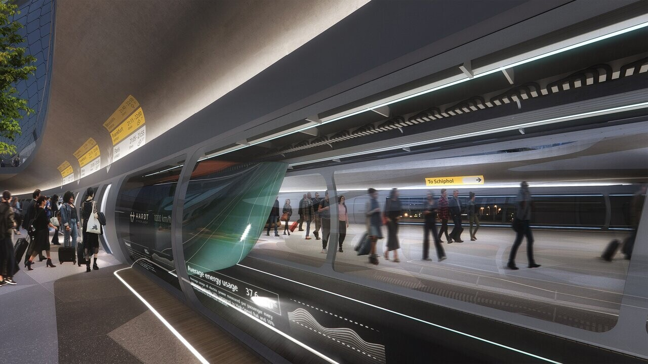 Is anyone actually winning the hyperloop race?