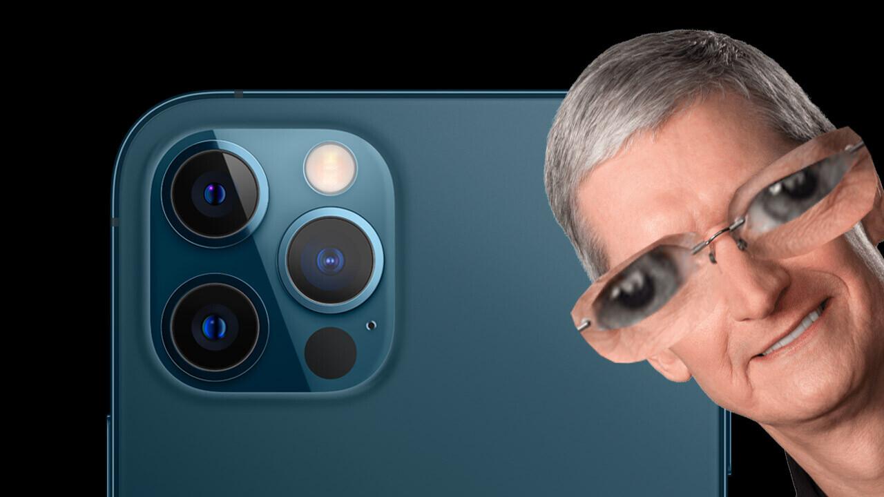Please Apple, go through everything on my phone