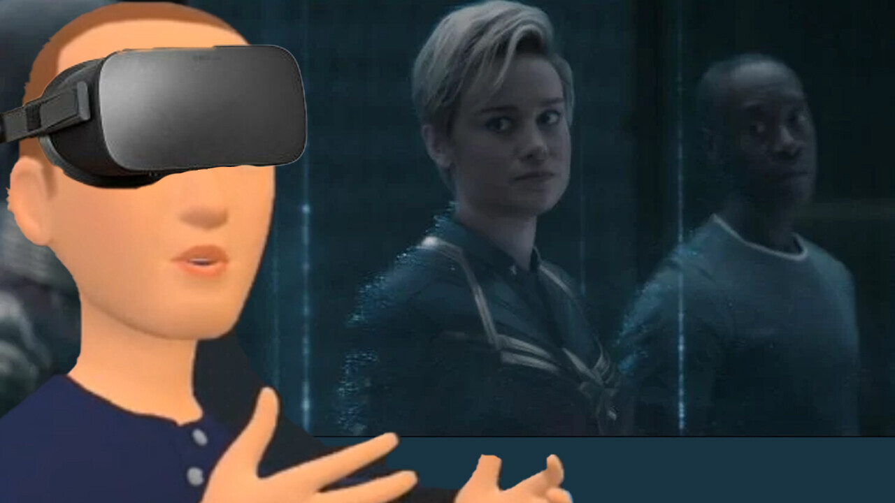 Facebook's Metaverse is just AOL for people who play Beat Saber during lunch