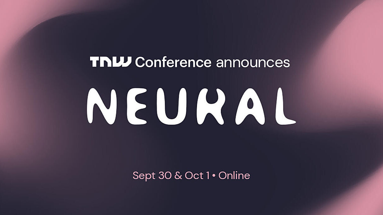 Neural is taking the stage at TNW Conference — come meet our amazing speakers