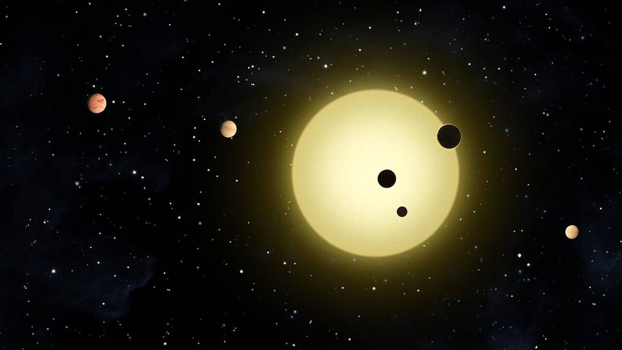 Sun-like stars enjoy eating their own planets, new research reveals