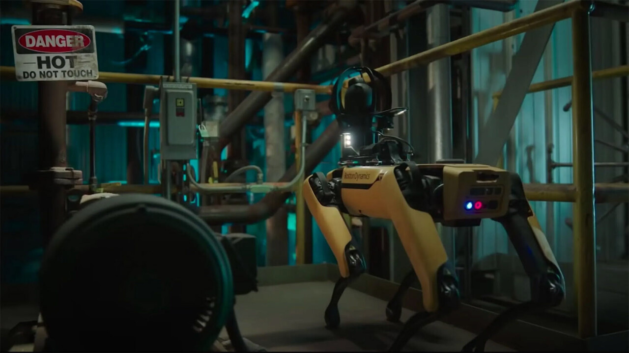 Boston Dynamics' Spot robot will boldly go where humans shouldn't — and make work safer
