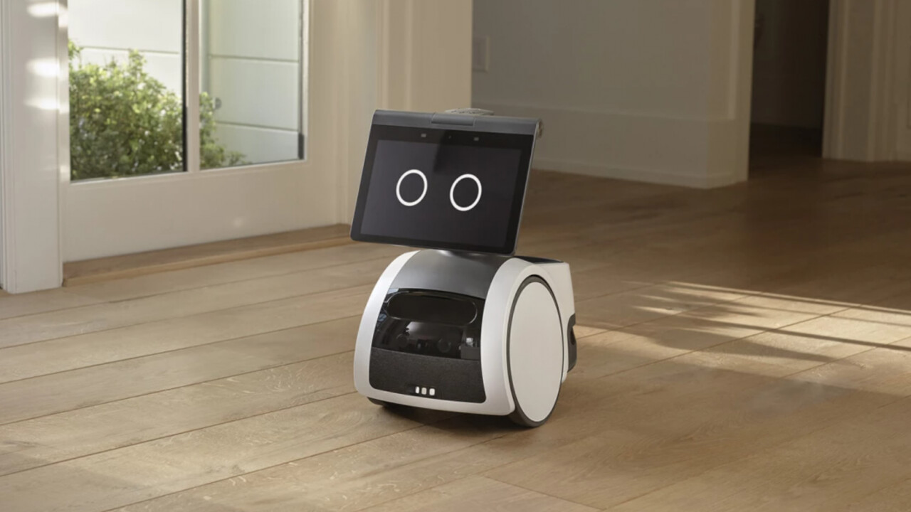 Amazon Astro could be the first mainstream robot assistant
