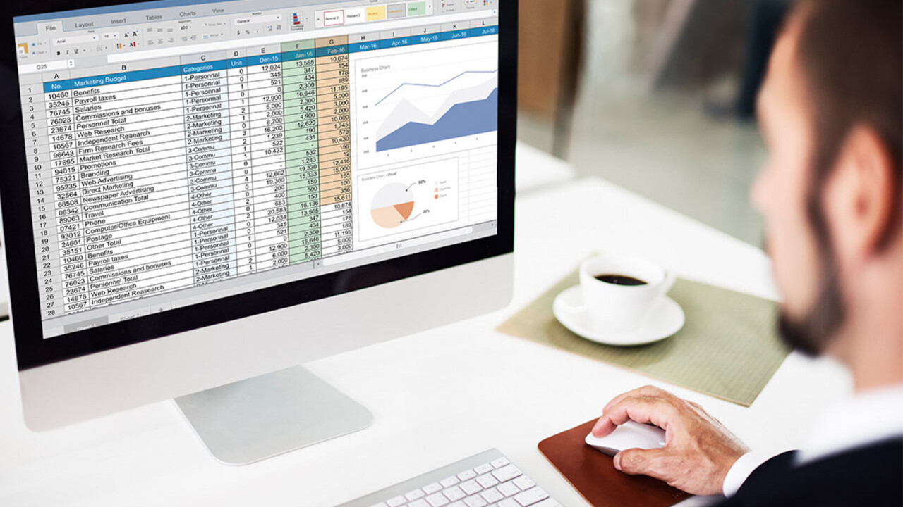 Save over 90% on this expert-led training on Google Sheets and Microsoft Excel